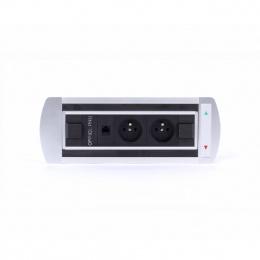 Elektrifikace Vault BTCZ 009 - Zásuvky přímo na vašem stole
