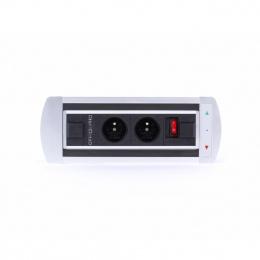 Elektrifikace Vault BTCZ 011 - Zásuvky přímo na vašem stole