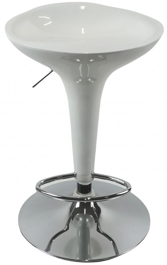 MERCURY barové židle EMILIO barva bílá