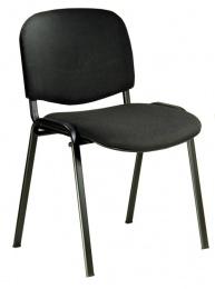 konferenčná stolička ISO, F11-čierna