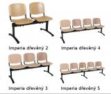 multisedák IMPERIA dřevěný