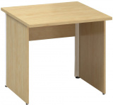 ALFA 100 stůl kancelářský 100, 80x80x73,5 cm