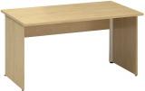 ALFA 100 stůl kancelářský 102, 140x80x73,5 cm