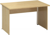 ALFA 100 stůl kancelářský 101, 120x80x73,5 cm