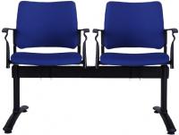 dvoumístná lavice 2172 ROCKY s područkami