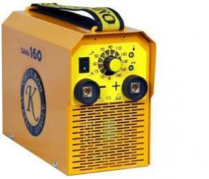 Svářecí invertor - GAMA 160 SET - Kabely+Kukla