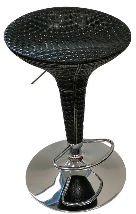 MERCURY barové židle PEDRO black