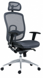 kancelárská stolička Oklahoma PDH šedá