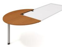 stôl rokovací GATE GP 22 L P