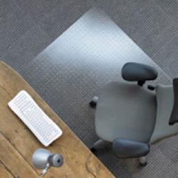 podložka pod stoličky SMARTMATT 5134 PCT - na koberce(120x134)