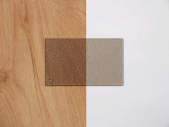 barevná podložka pod židle SMARTMATT 5090 PH-bronzová (120x90)