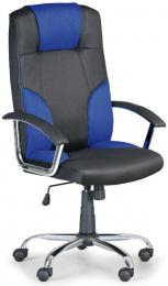 kancelářské křeslo MIAMI modrá-černá