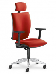 kancelárska stolička LYRA 208-SY