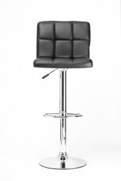 barová stolička PORTE QY-7001 čierna