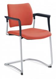 stolička DREAM 130/B-N2, kostra šedá