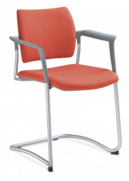 stolička DREAM 131/B-N4, kostra chrom