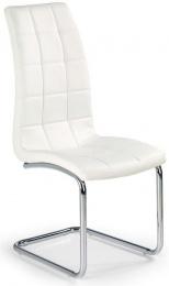 Jedálenská stolička K147 biela