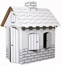 Vymalovací domček