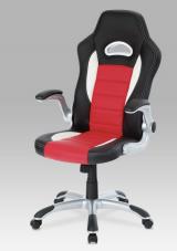 Kancelárská stolička KA-N240 RED