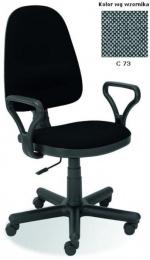 stolička BRAVO C73 vrátane podrúčok