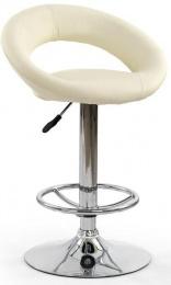 barová stolička H15 krémová