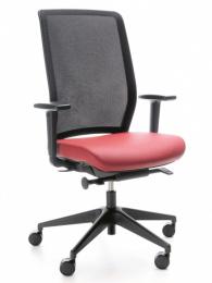 Kancelárska stolička VERIS NET 100SFL