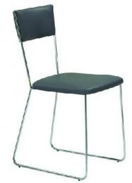 stolička DEXTER - kostra chrom
