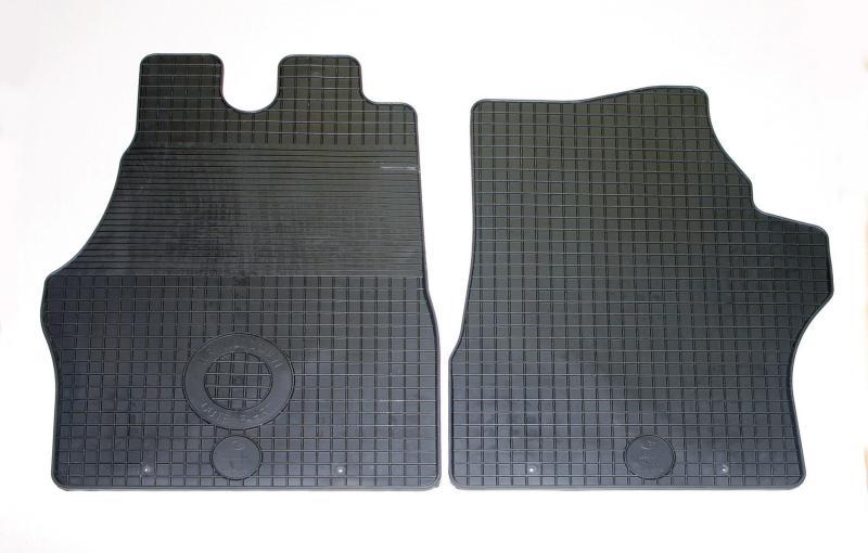 GUMÁRNY ZUBŘÍ gumové koberce Mercedes VITO (W638) (1995-2003