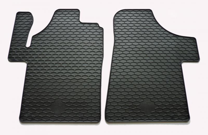 GUMÁRNY ZUBŘÍ gumové koberce Mercedes VITO (W639) 2010