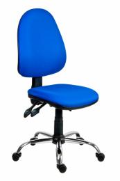 stolička PANTHER ASYN C D4 modrá