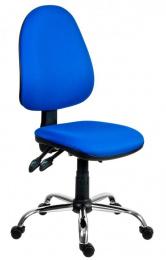 kancelárská stolička PANTHER ASYN C D5 sivá