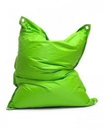 Sedací pytel Omni Bag s popruhy Limet 181x141