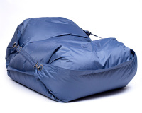 Sedací pytel Omni Bag s popruhy Iron Gray 181x141