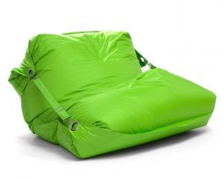 Sedací pytel Omni Bag s popruhy Green Frog 181x141