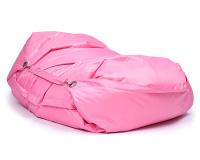 Sedací pytel Omni Bag s popruhy Pink 181x141