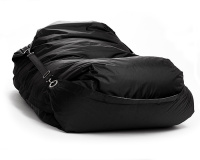 Sedací vak Omni Bag s popruhmi Black 191x141