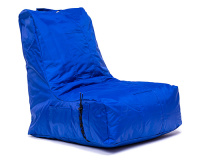 Dětský sedací pytel Omni Bag modrý