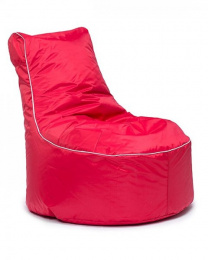 Sedací pytel Lounge Omni Bag červený
