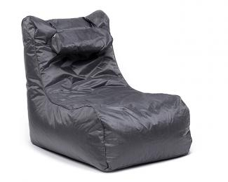 Sedací pytel Pillow lounge Omni Bag šedý