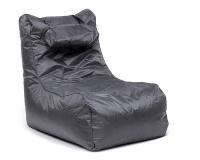 Sedací vak Pillow lounge Omni Bag šedý