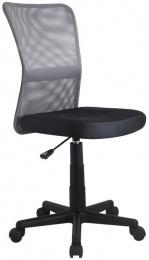 Halmar detská stolička Dingo - farba sivá