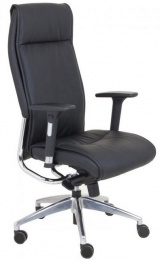 Kancelárská stolička SUSANA čierna
