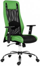 kancelárska stolička SANDER zelená