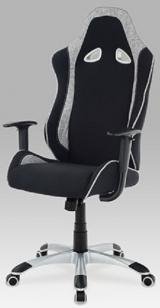 židle KA-E550 BK kancelárská stolička