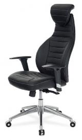 židle KA-T215 BK kancelárská stolička