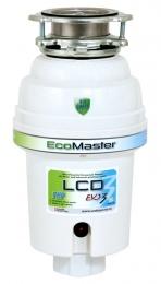 Drtič odpadu EcoMaster LCD Plus