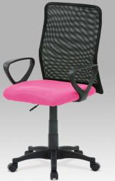 Kancelárska stolička KA-B047 PINK