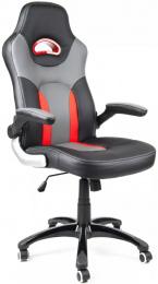 kancelárske kreslo MARANELLO čierno-červené