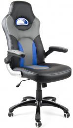 kancelárske kreslo MARANELLO černo-modré