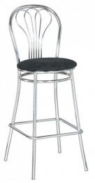 stolička VENUS HOCKER, kostra čierna